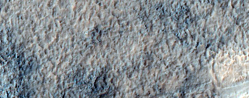 Possible Inverted Streams Near Copernicus Crater