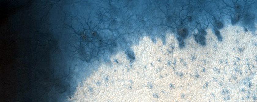 South Polar Dune Field