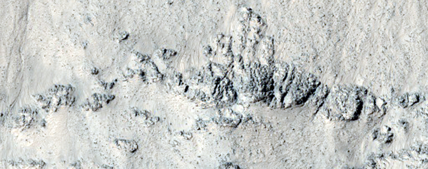 Possible Recurring Slope Linea Features