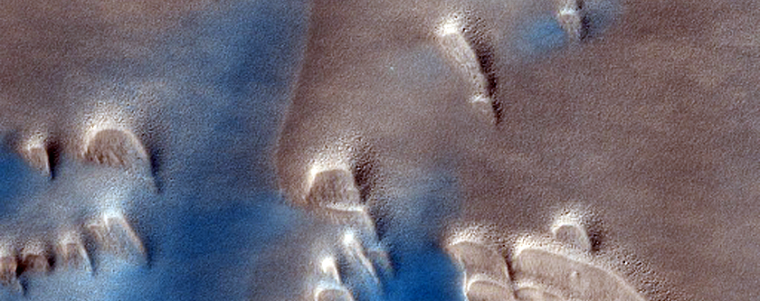 Pitted Dunes in Southern Highlands