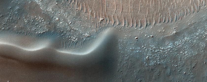 USGS Dune Database Entry Number 2670-522 Changes