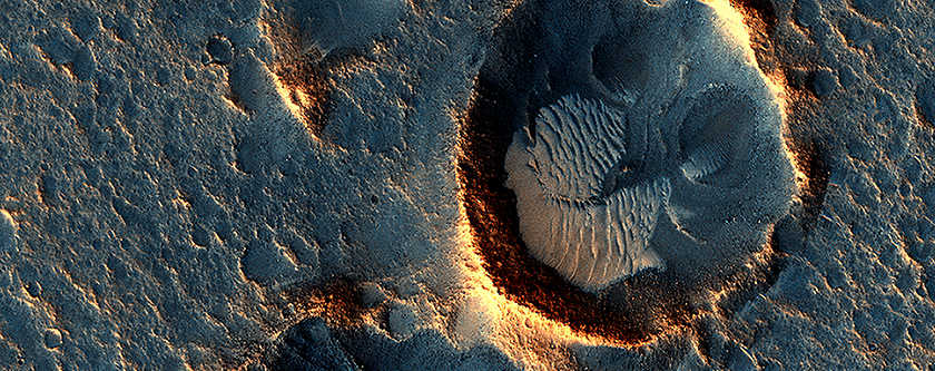 The Ares 3 Landing Site: Where Science Fact Meets Fiction