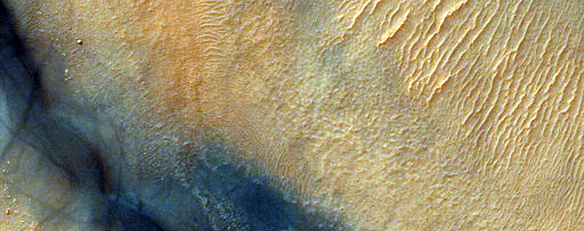 USGS Dune Database 0739-425 in Hellas Planitia