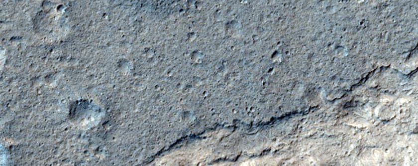 Hypanis Valles