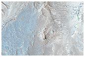 Strange Flow: Landslide, Impact Melt or Lava?