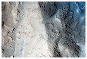 Dunes in Western Medusae Fossae Formation