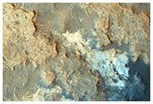 Curiosity Rover at Pahrump Hills