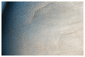 A Large, Longitudinal Dune