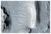 ExoMars Candidate Landing Site Northwest of Crommelin Crater