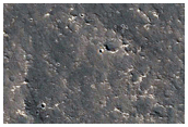 Possible Landing Site for InSight Mission