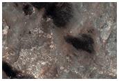 Floor of Ritchey Crater