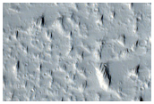 Sample of Ascraeus Mons Lava Flow Boundaries