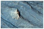 Monitor Slopes of Palikir Crater