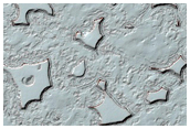 South Pole Residual Cap Monitoring