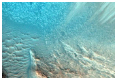 Dobrze zachowany 6-kilometrowy krater uderzeniowy