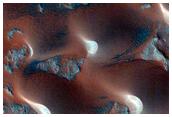 Nili Patera Dunes