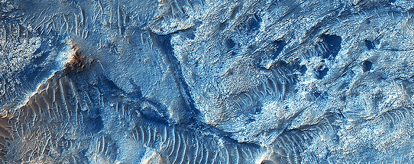 An East Watershed for Jezero Crater