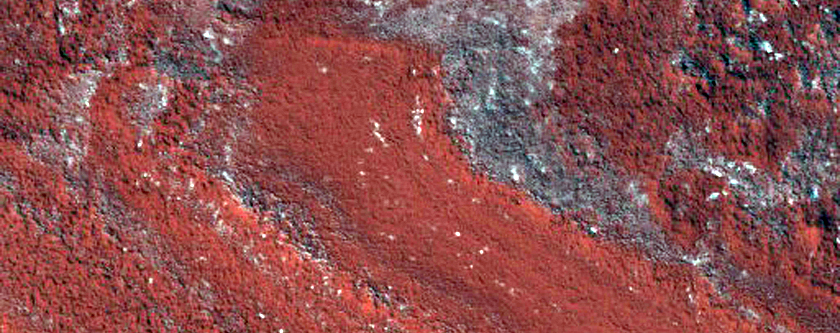 Unusual Structures in North Polar Layered Deposits