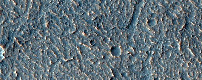 Floor of Kasei Valles