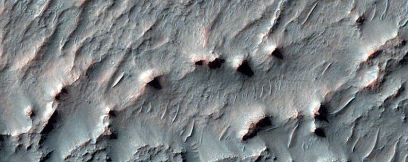 Chloride and Paleo Dunes in Terra Sirenum