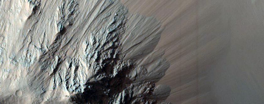 Eos Chasma