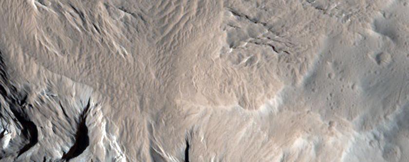 Olympus Mons Aureole