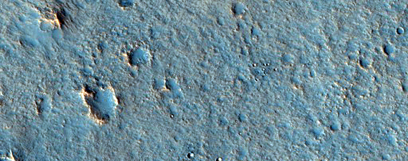 Chains of Pitted Cones in Utopia Planitia