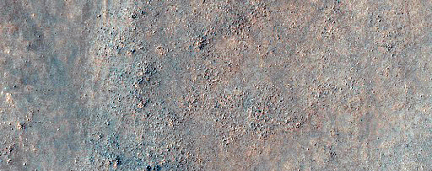 Terrain Sample in Terra Sirenum