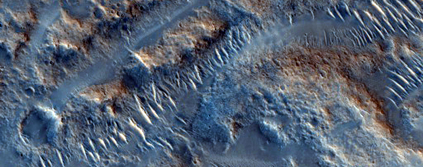 Zarqa Valles System