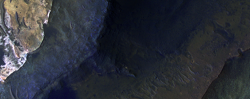 Hematite-Rich Deposits in Capri Chasma