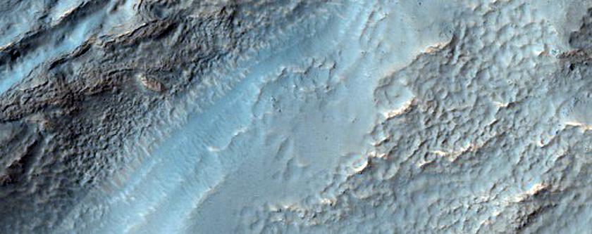 Gullies with Short Channels in Terra Sirenum