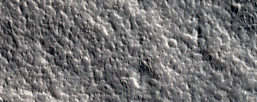 Enigmatic Channels on Northern Flank of Alba Patera