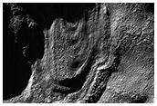 Dramatic Shadows over a Fossil Glacier