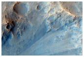 Monitor Steep Slopes in Acidalia Planitia