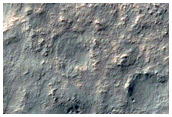 Light-Toned Chaos Terrain in Eridania Region