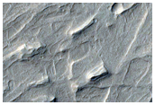 Characterize Distal Alluvial Fan Slopes