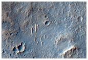 Chaos Terrain in Meridiani Planum