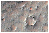 Possible Glacial Features in Terra Cimmeria