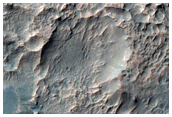 Light-Toned Deposits in Western Gorgonum Chaos