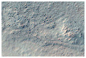 Arcuate Ridges in Nereidum Montes