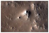 Crater Rim and Floor