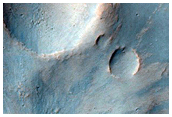 Small Fresh Crater