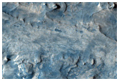 Sinus Meridiani and Meridiani Planum Stratigraphy