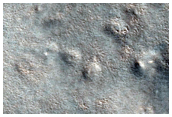 Tantalus Fossae Terrain Sample