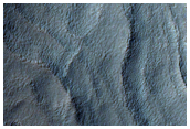 Multiple Layers on Crater Floor Near Argyre Region