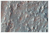 Arcuate Banded Terrain in Terra Sirenum