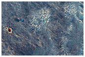 Valleys in Nectaris Fossae