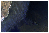 Hematite-Rich Deposits in Capri Chasma