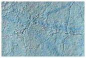 Channels in North Argyre Planitia