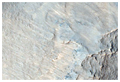 Slope Monitoring in Reull Vallis